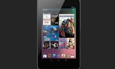 Google Nexus 7 Produktbild