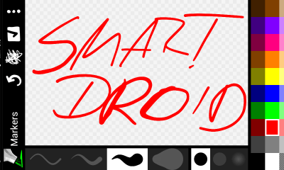 markers screenshot