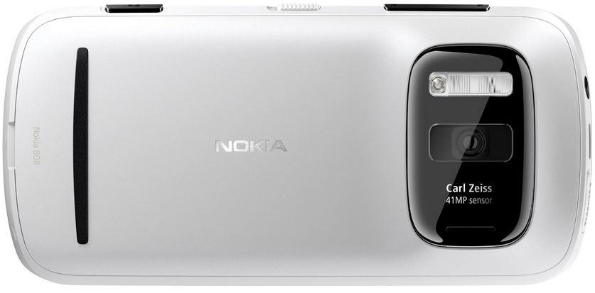 Nokia 808 PureView Produktbild
