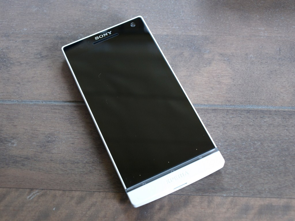 Sony Xperia S Test