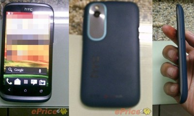 HTC Desire X Leak