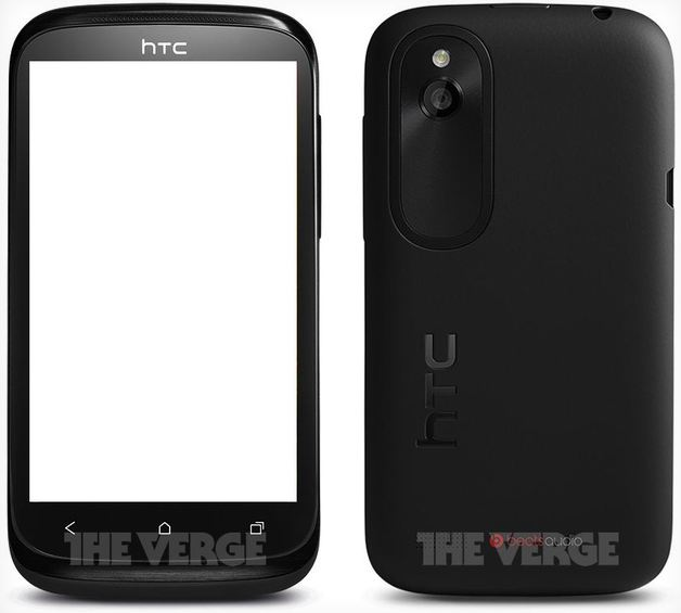 HTC Proto leak