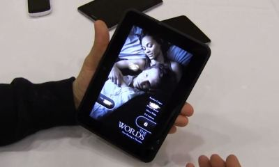 kindle fire hands on idf