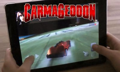 carmageddon video screenshot