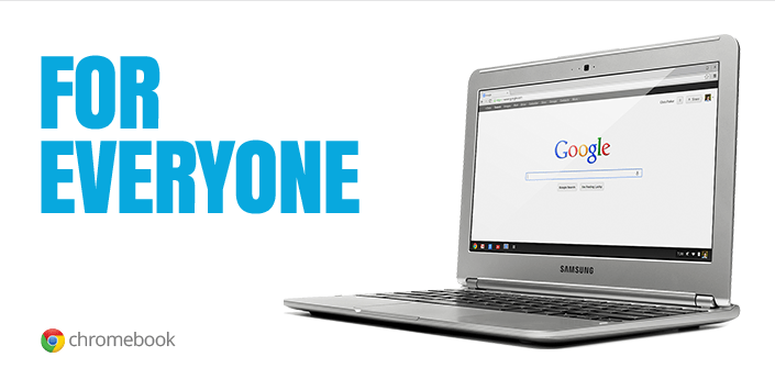 Chromebook for everyone