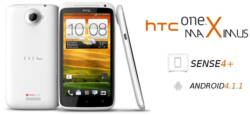 htc one x maximus jelly bean