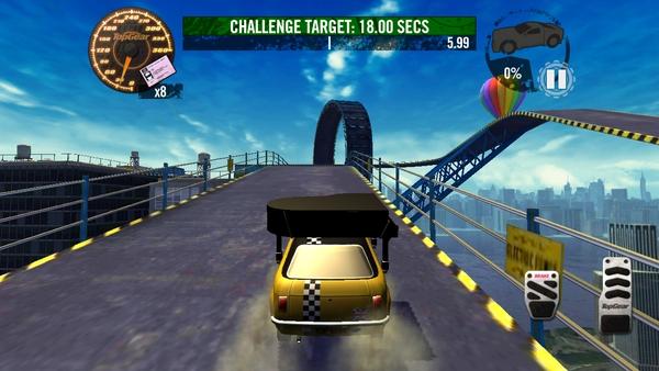 Top Gear Stunt School