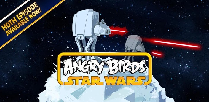 Angry Birds Hoth Update