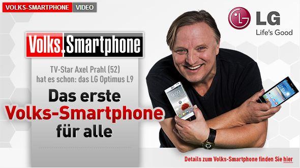 volks-smartphone optimus l9