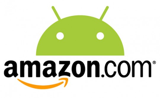 Amazon Android Logo