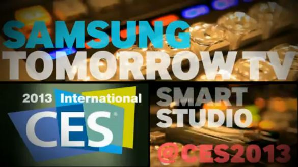 samsung ces 2013 screenshot