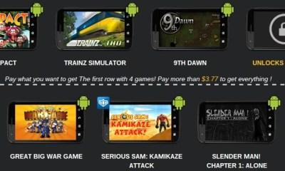 38b825c07294d6 The Indie Gala Mobile 3  Bis zu 9 Android-Spiele zum Preis eurer Wahl