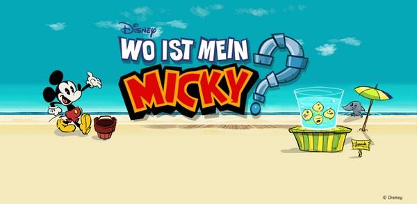 Wo ist mein Mickey
