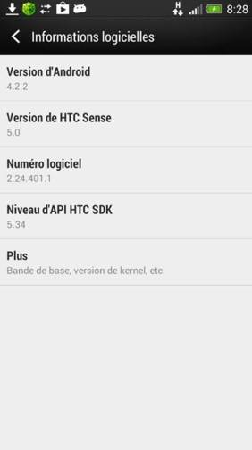 android 4.2.2 htc one HTC One: Android 4.2.2 kommt in Europa an