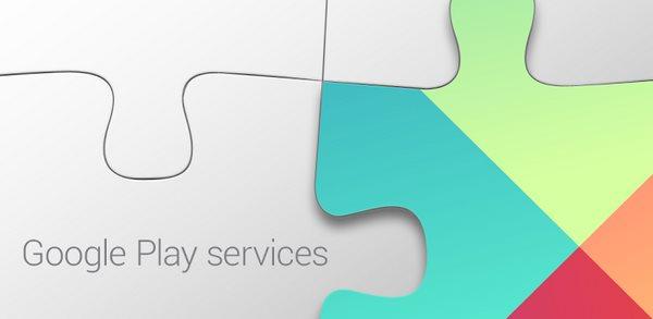 Google Play Dienste Logo