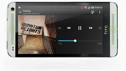HTC Boomsound 2013