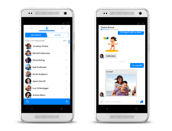 fb messenger 2013 redesign 2