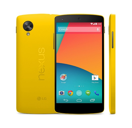 nexus5yellow