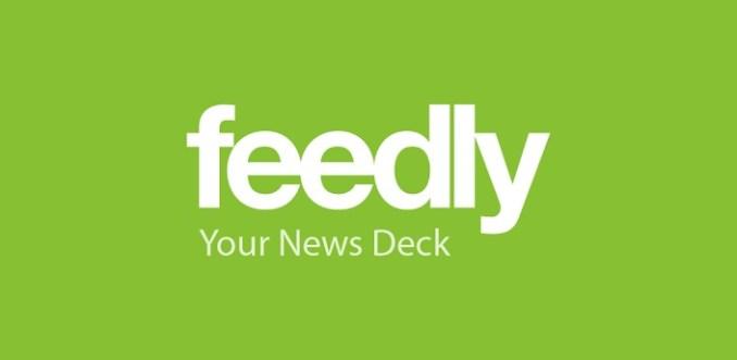 feedly logo