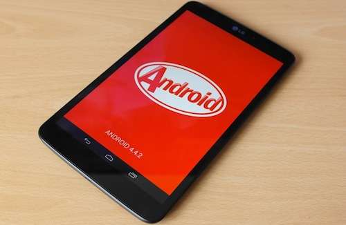 Android 4.4 G Pad 8.3