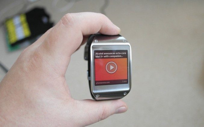 Samsung Galaxy Gear Test-2