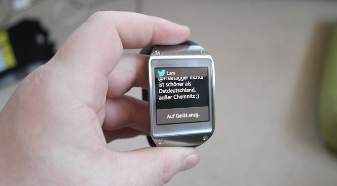 Samsung Galaxy Gear Test-6