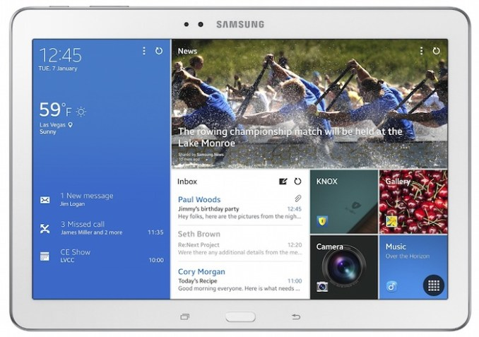Samsung Galaxy TabPro 10.1 Produktbild