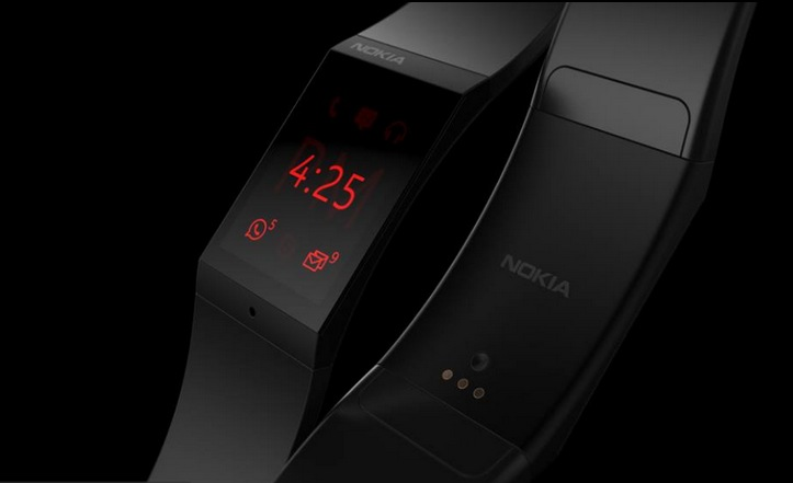 Nokia Smartwatch Konzept