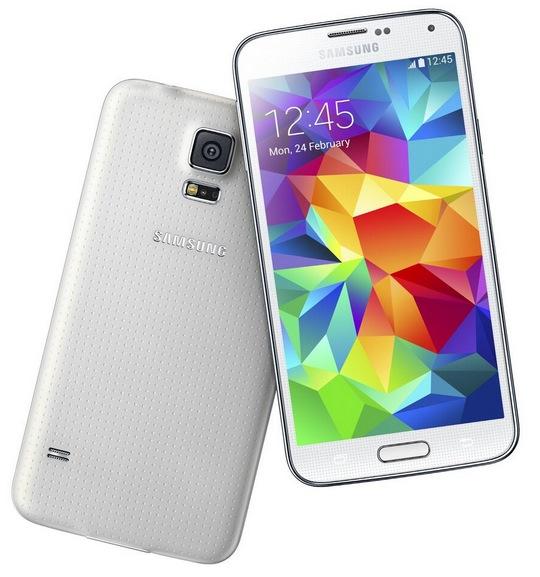 Samsung Galaxy S5 Produktbild