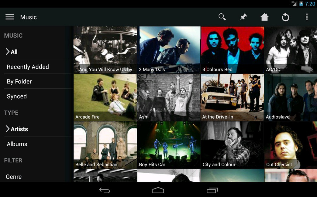 Plex Screenshot Android