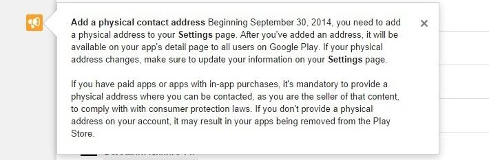 google-developer-address-annoucement