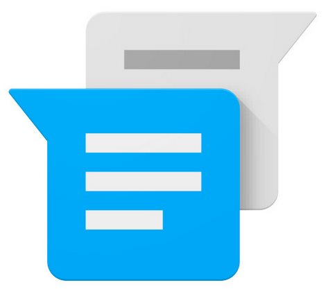 google messenger logo