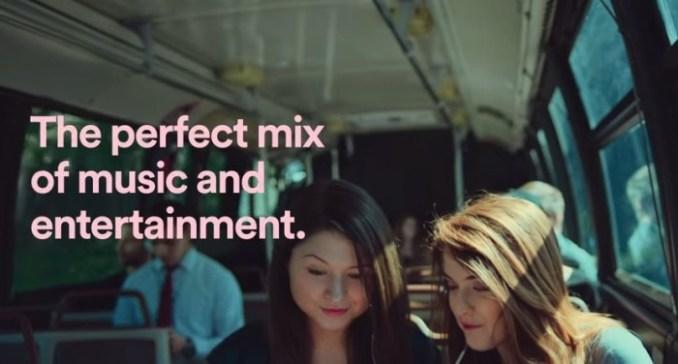 spotify entertainment