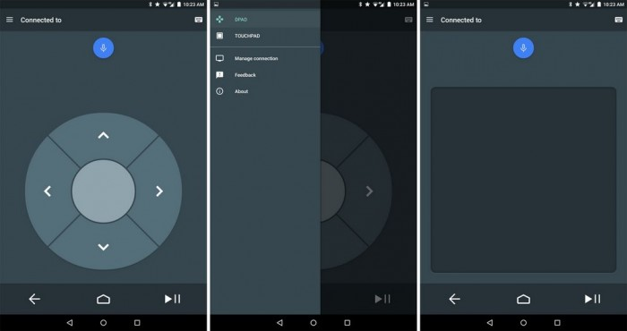 android tv remote 1.1
