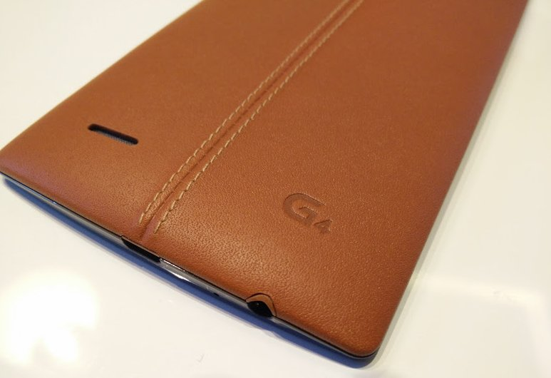 lg g4 hands-on