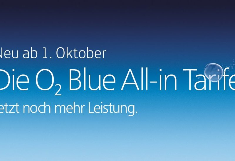o2 blue 01 oktober 2015