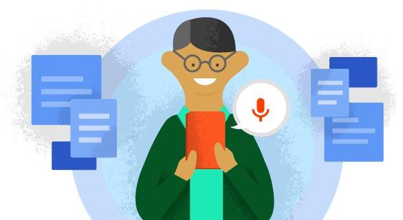 google spracheingabe