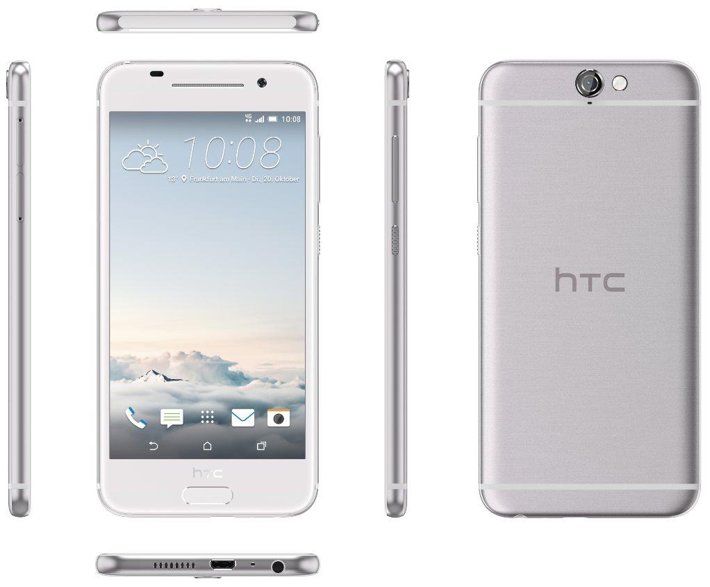 HTC One A9 mit Android 6.0 offiziell vorgestellt