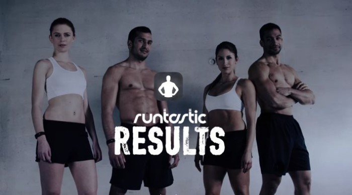 runtastic results