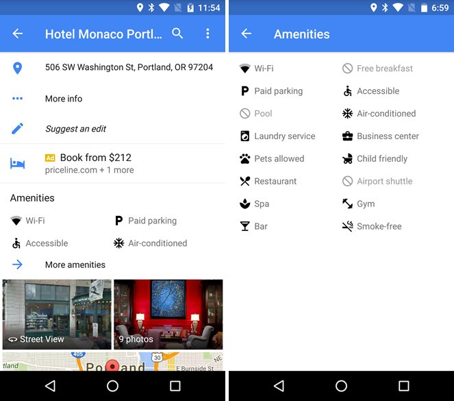 maps hotel infos (2)