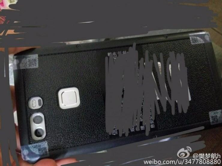 Huawei P9 Rückseite leak