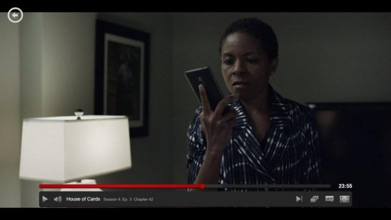 Bild Netflix / House of Cards