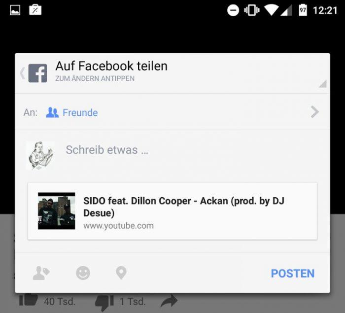 Facebook App Neuerungen Mai 2016 (1)