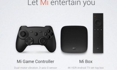 Xiaomi Mi Box 4K Android TV