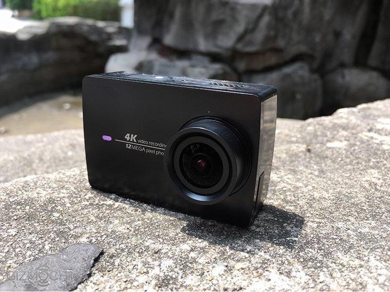 Xiaomi Yi Camera 2 GizmoChina