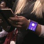 Lenovo biegbares Smartphone Demo