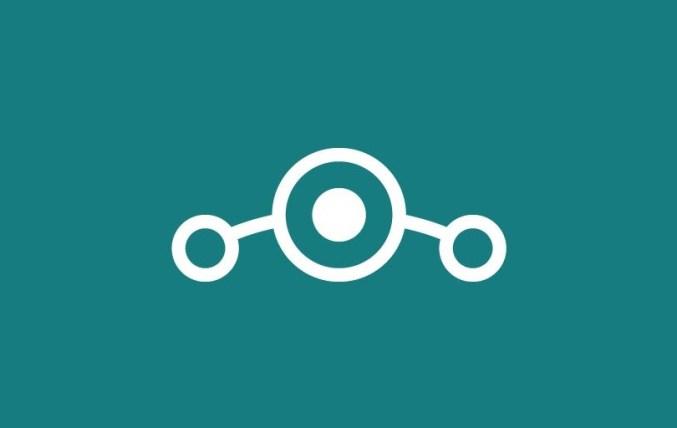 LineageOS Logo Header
