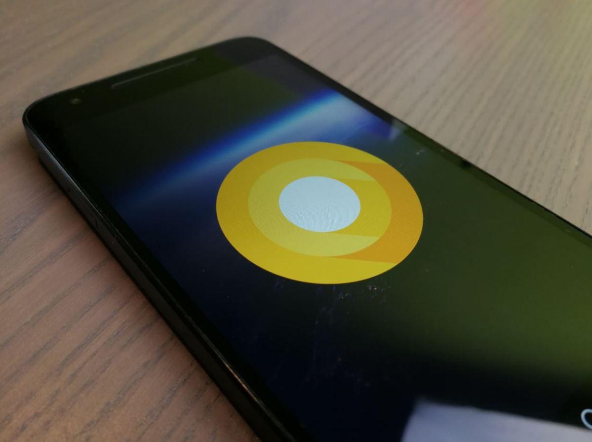 Android 8 O Logo Header