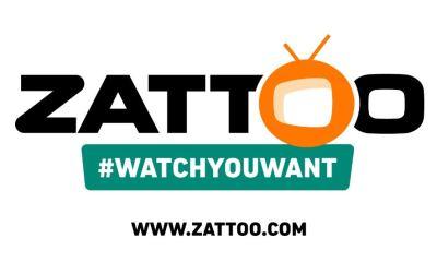 Zattoo Logo Header