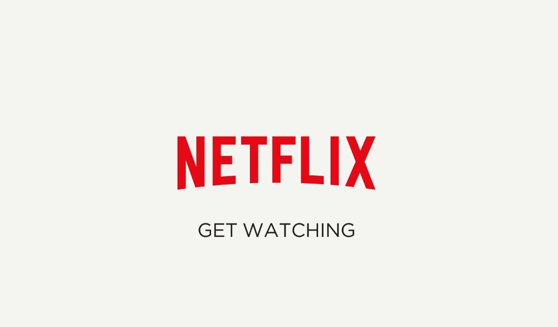 Netflix Logo Header